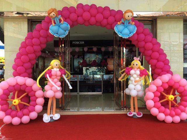 寶寶宴百日宴策劃的價格是多少?未來開氣球策劃公司是趨勢