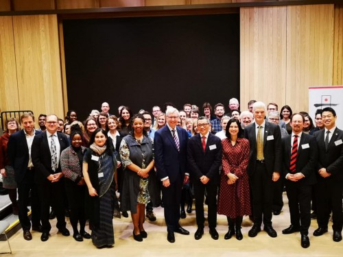 一丹奖和剑桥大学加深合作 携手推动全球教育发展