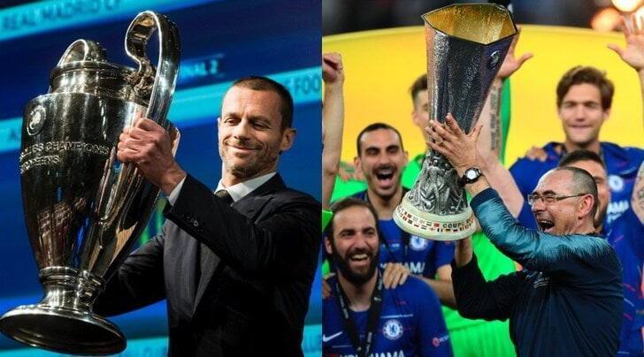 曝欧洲联赛5月10日将重燃战火 7月11日赛季结束