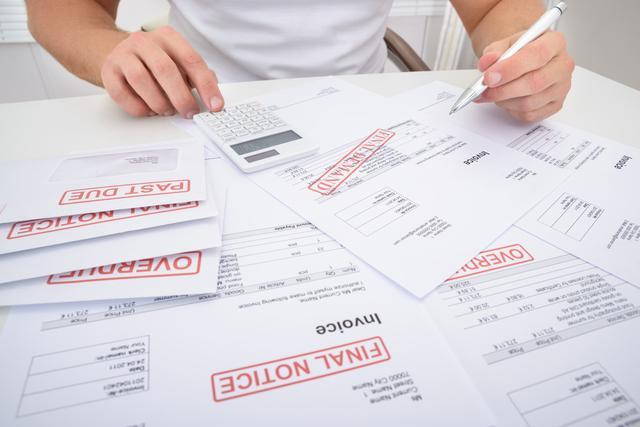 信用卡逾期后无力偿还!逾期过程中的一些问题解答
