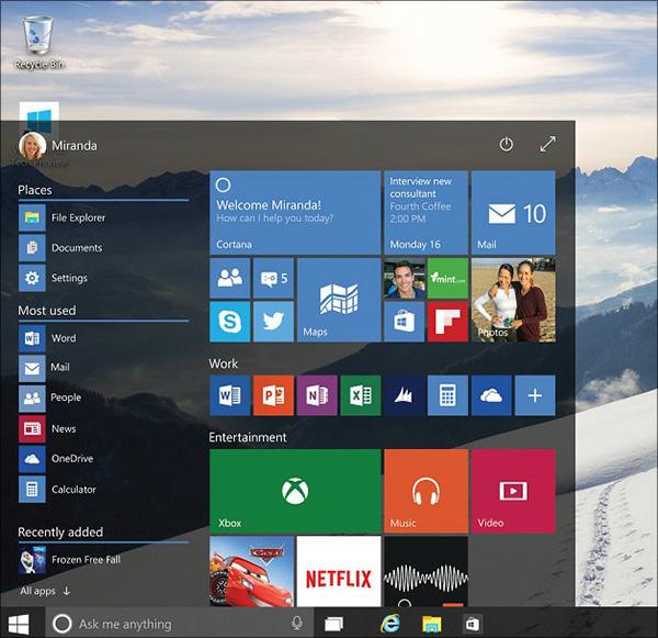 磁贴将告别历史舞台?八年Windows磁贴变迁史的照片 - 8