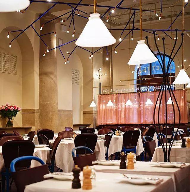 瑞典斯德哥尔摩Luzette 餐厅