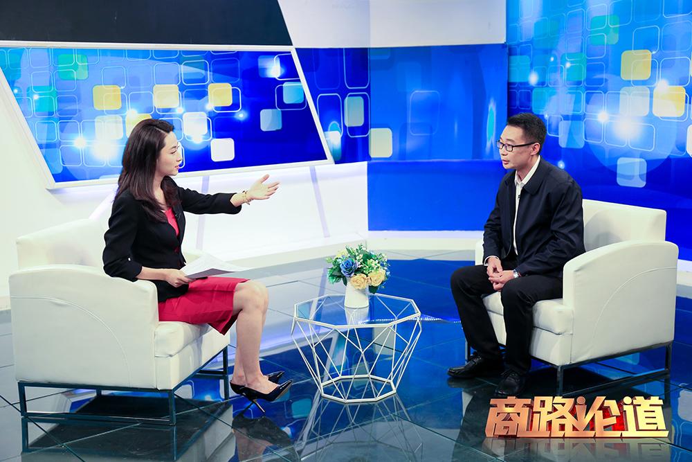 《商路论道》200期:专访山东艺高家居服务有限公司创始人 高栩征