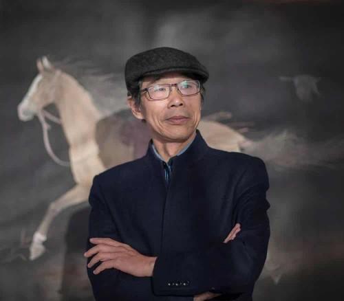 2020年度首推艺术人物:画坛隐者彭铭利