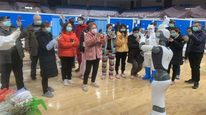 美國可以從中國使用機器人和遠程醫療對抗新型冠狀病毒中學到什麽
