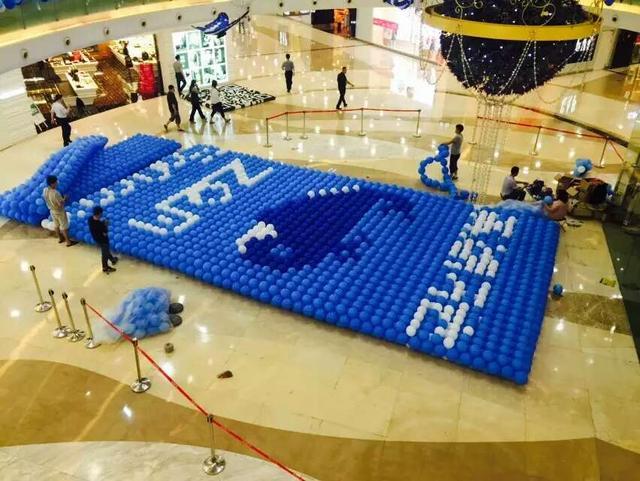商場企劃活動都有什么方案?氣球裝飾它不美嗎