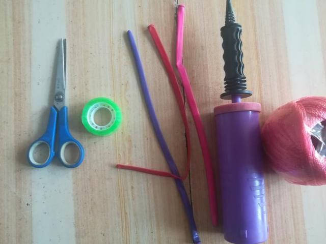 長條氣球是怎么做出來的?這些常用到的工具你知道嗎