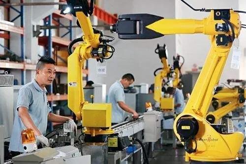 標准化成國內機器人輸出破局點
