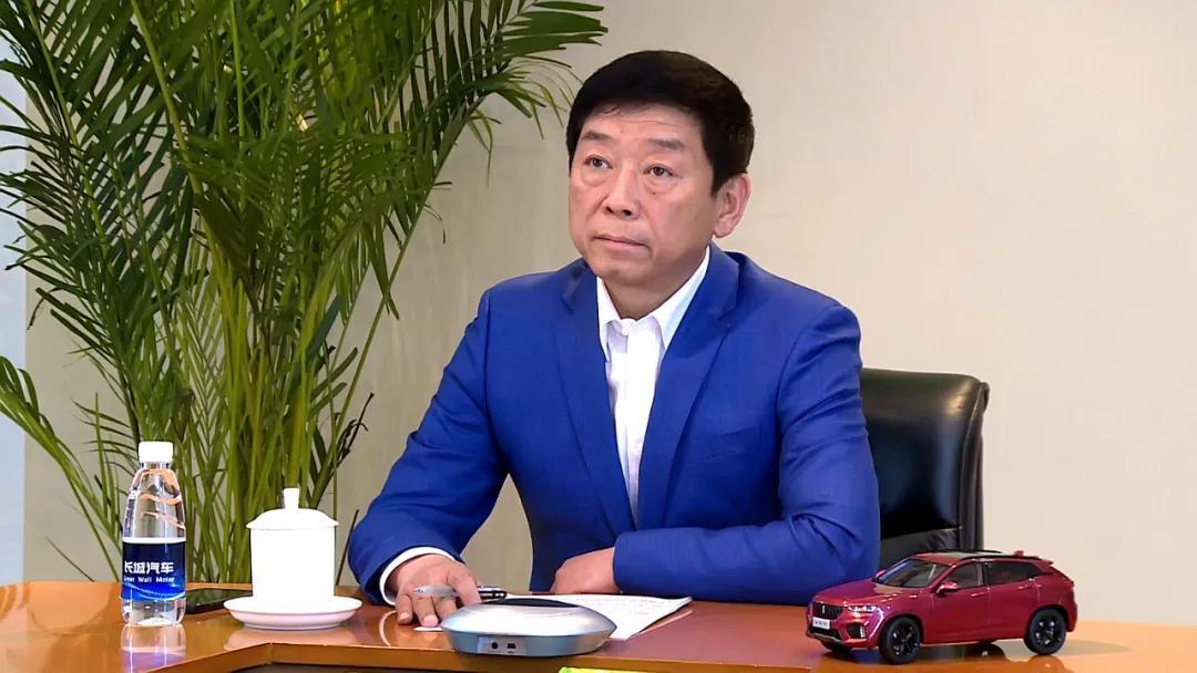 124家長城汽車經銷商集體表白 魏建軍回應了