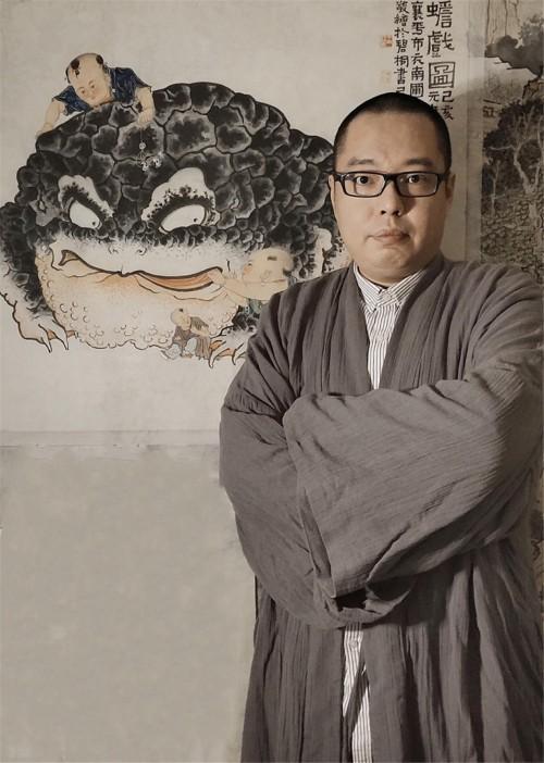 2020年度首推著名画家王磊