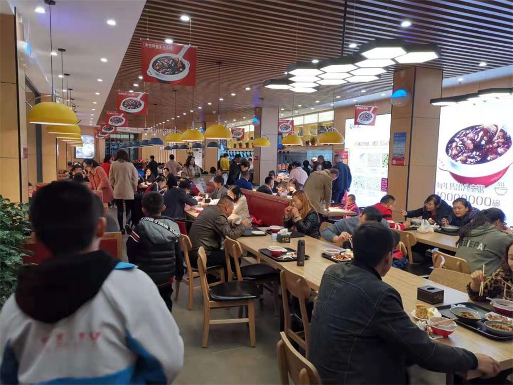 疫情中的中式快餐:信心更足,谷状元新增商丘合作商