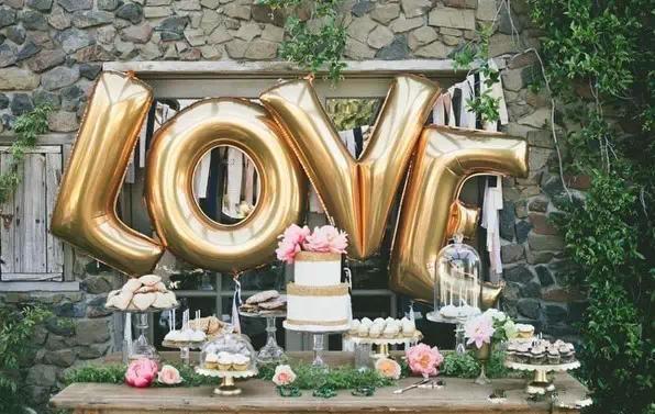 婚禮氣球裝飾圖片大全以及布置教程分享