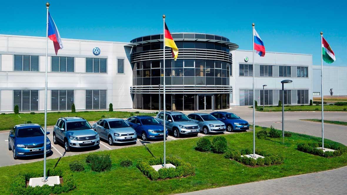 受疫情影響 大眾3月30日起關閉俄羅斯工廠