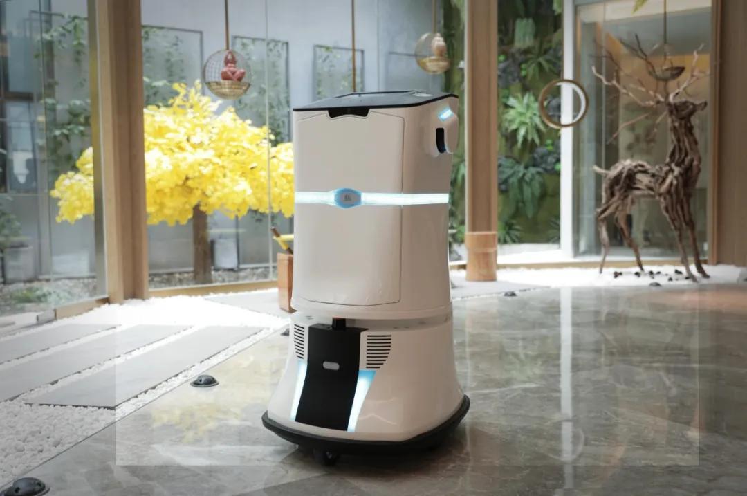 商用服务机器人研发商优地科技宣布获得格林酒店集团的战略投资