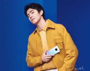 刘昊然代言vivo S6手机 直播发布会就在下周二