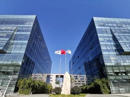 鸿坤产业项目硅谷亮城实景拍摄