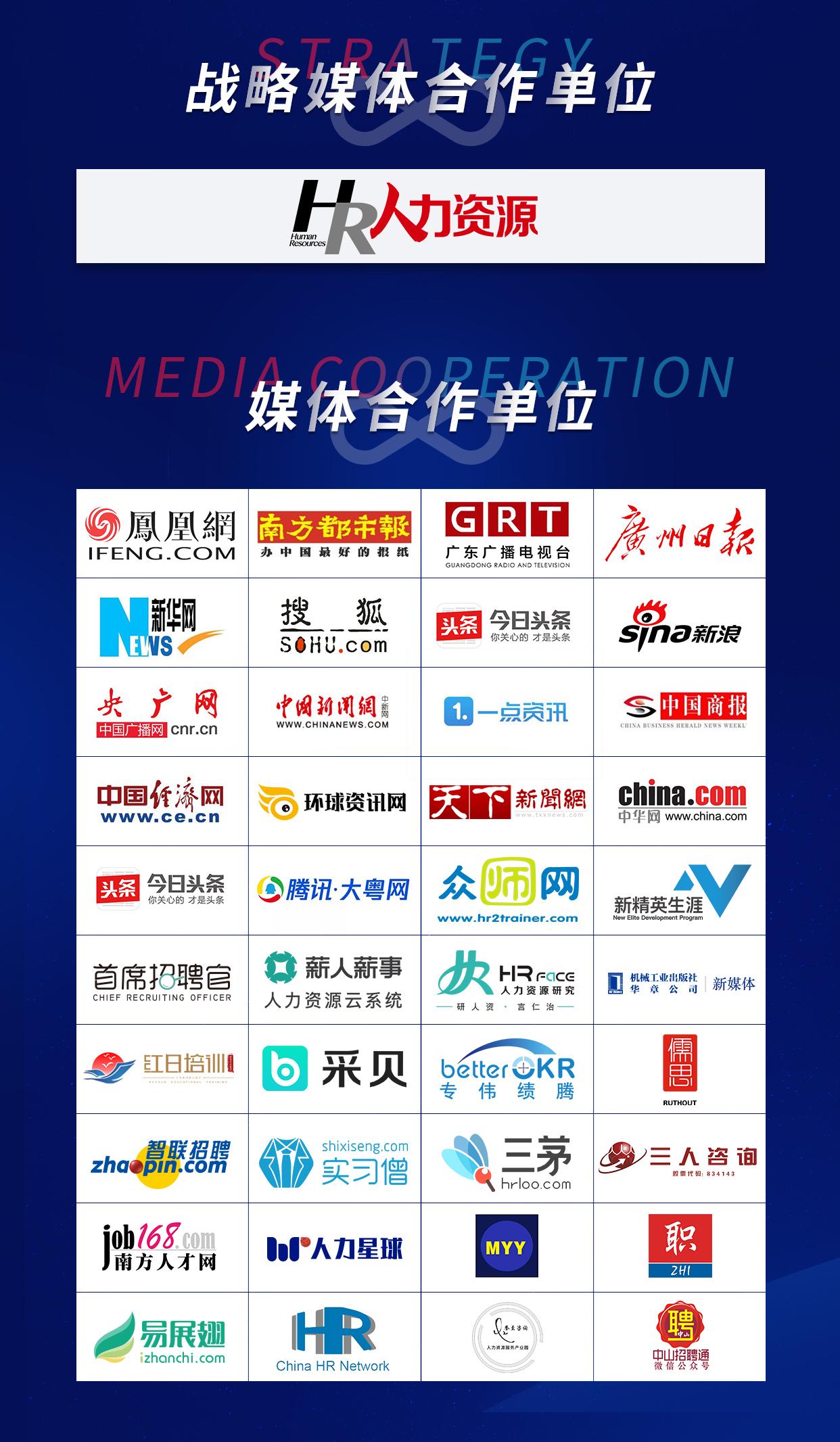 2019年度中国华南地区人力资源创先争优(金人奖)榜单发布插图(1)