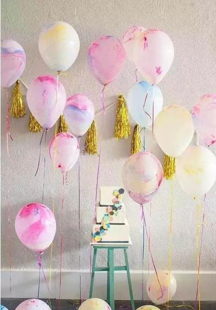 婚房氣球造型教程圖解!2020氣球婚房造型教程圖解