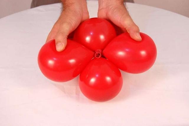 氣球組合造型圖片怎么在一起好看?快來學起來