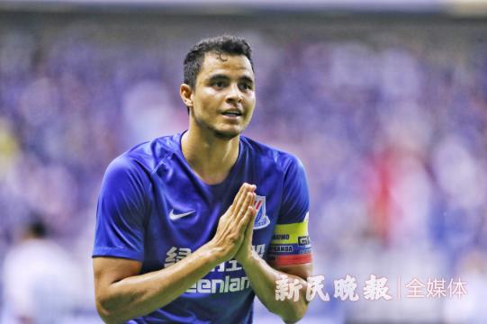 申花队长:每天在家坚持训练 渴望尽早回到上海