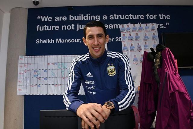 迪马利亚:皇马让我别踢世界杯决赛 怕伤了卖不掉