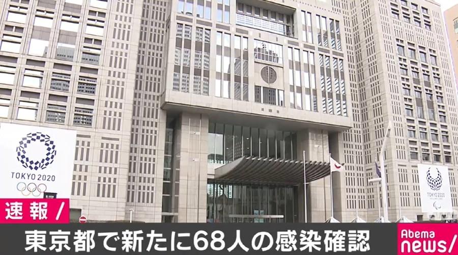 日本新增新冠肺炎确诊病例超400例 系单日最大增幅