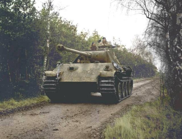 为什么二战期间缴获德国坦克是天大荣耀,后来盟军一开就骂?_德国新闻_德国中文网