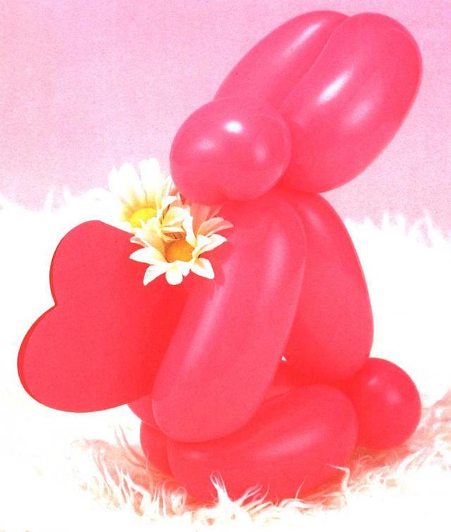 氣球做小兔子教程!信使兔的詳細做法步驟解析