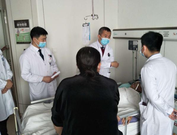 吉林国文医院神经外科微创手术治愈一患者多年三叉神经痛