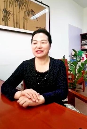 """北京市昌平区女企业家协会周年""""云""""庆典"""