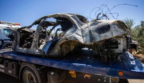 雷耶斯车祸调查因超速驾驶爆胎 限速70公里路段飙到187