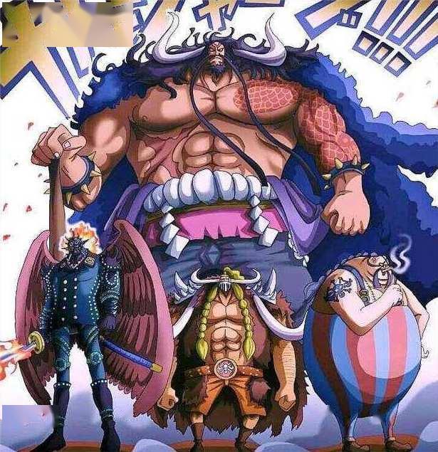 《海賊王》976話,甚平歸隊之後,索隆和山治會被踢出三大戰力?