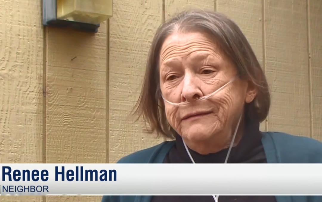 独居老奶奶被隔离后:多亏了邻居家的金毛,我才没有被饿死!