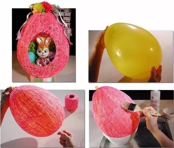 气球手工制作大全!大人孩子都喜欢的气球创意