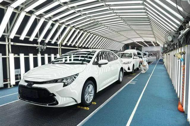 日系(xi)車(che)商在華銷(xiao)量數(shu)據 豐田(tian)3月達(da)10萬輛