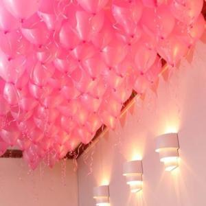 婚房氣球簡單擺設技巧!氣球婚房布置教程