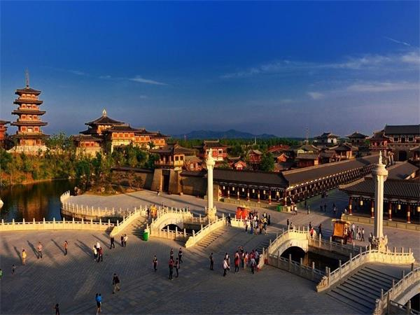 又是一年游园时,2020年襄阳唐城日间游年卡对外开启销售啦