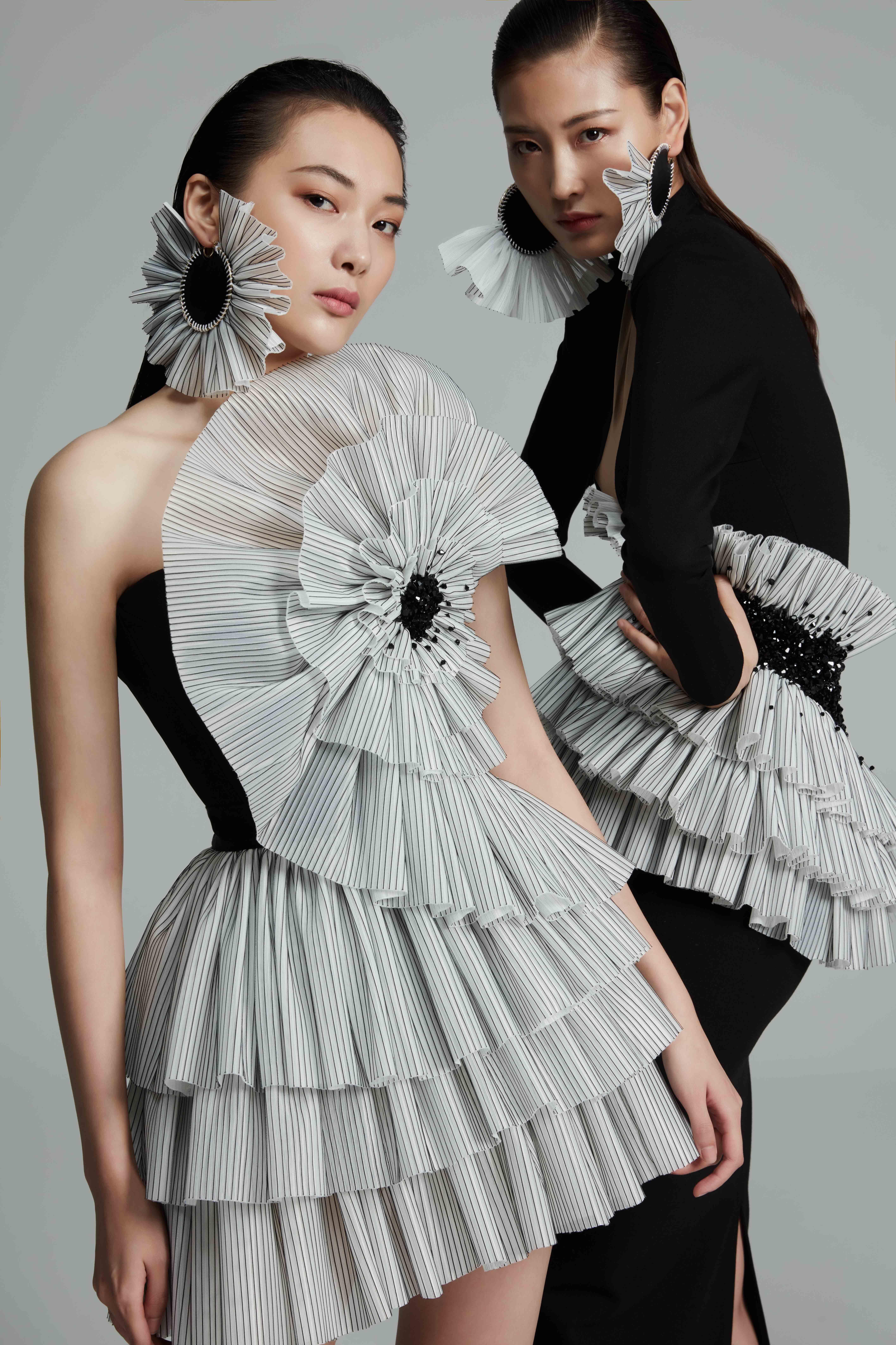 法国高定品牌Yannick Machado 全新系列打造法式优雅