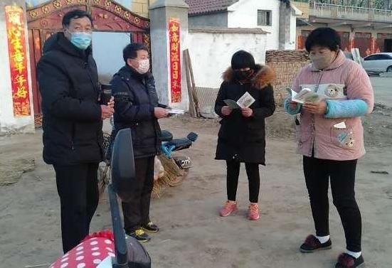 太康王云志:将熬制药锅搬到村里,苦中作乐抗疫情