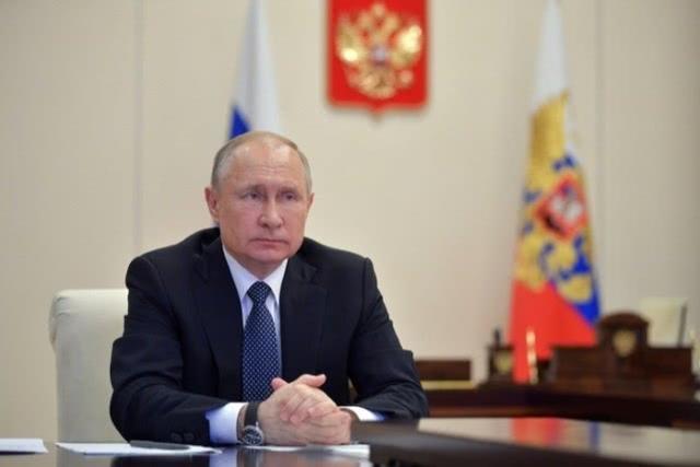 普京:未来两三周是俄抗疫关键期,拐点取决于纪律和责任心