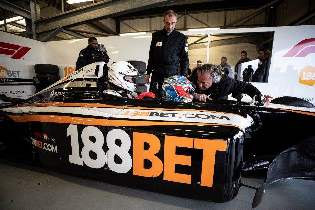 官宣!188赞助F1世界一级方程:开启了与娱乐行业的首次合作