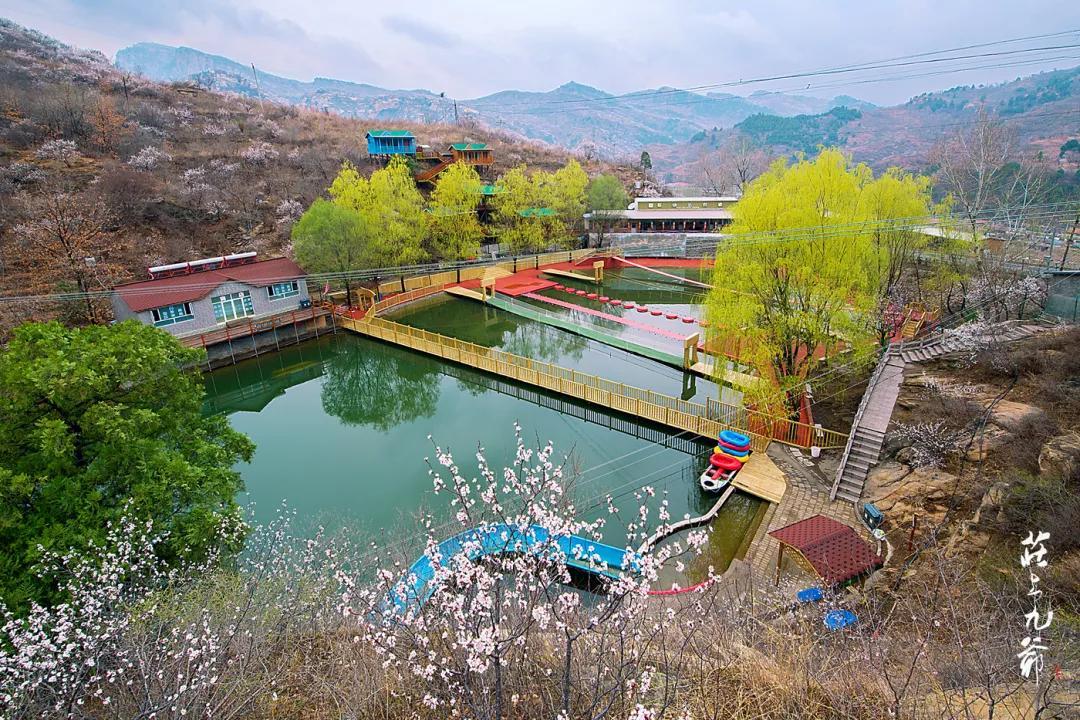 北京清凉谷风景区有序恢复开放, 疫情期间水晶长城免费参观!