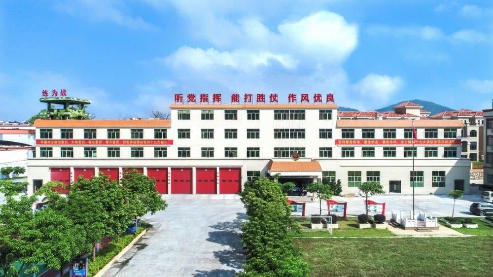 郁南县消防救援大队科普教育基地 云浮市又添一省级科普教育基地