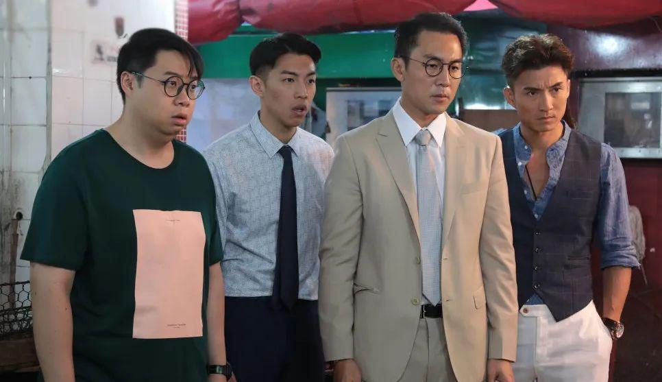TVB新剧《十八年后的终极告白》将播,只看剧名都感觉不会差!_谭俊彦