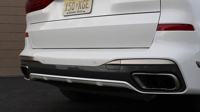XI全网- X7系列速度最快车型 2020款宝马X7 M50i信息曝光