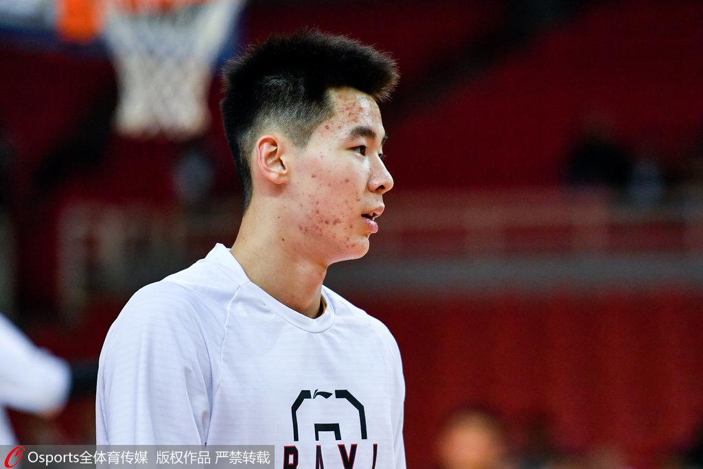 西热力江:郭昊文应专注于球场 而非搞乱七八糟的东西