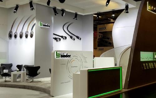 德国圆形连接器领导品牌宾德集团新销售经理上任
