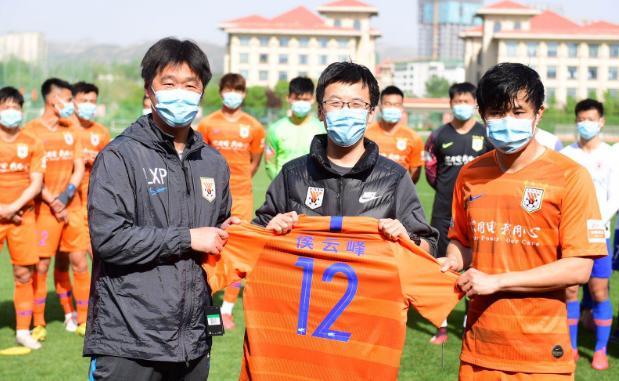 鲁能新赛季三外教亮相,教学赛刘洋梅开二度,援鄂球迷待遇好