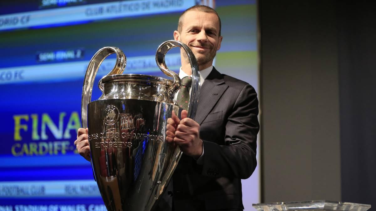 欧足联盼八月底欧冠完赛 10月20日开启下季欧冠