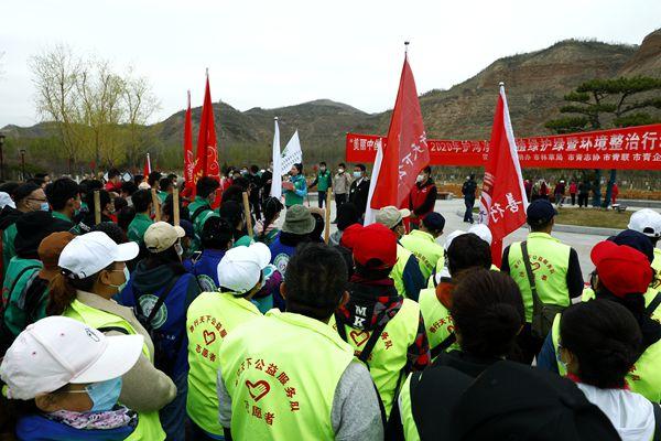 西宁青年在绿色实践中擦亮青春底色